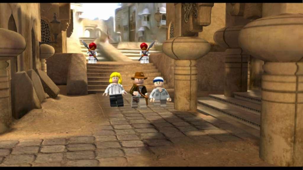 LEGO Indiana Jones  The Original Adventures Steam CD Key ce3fb201a55