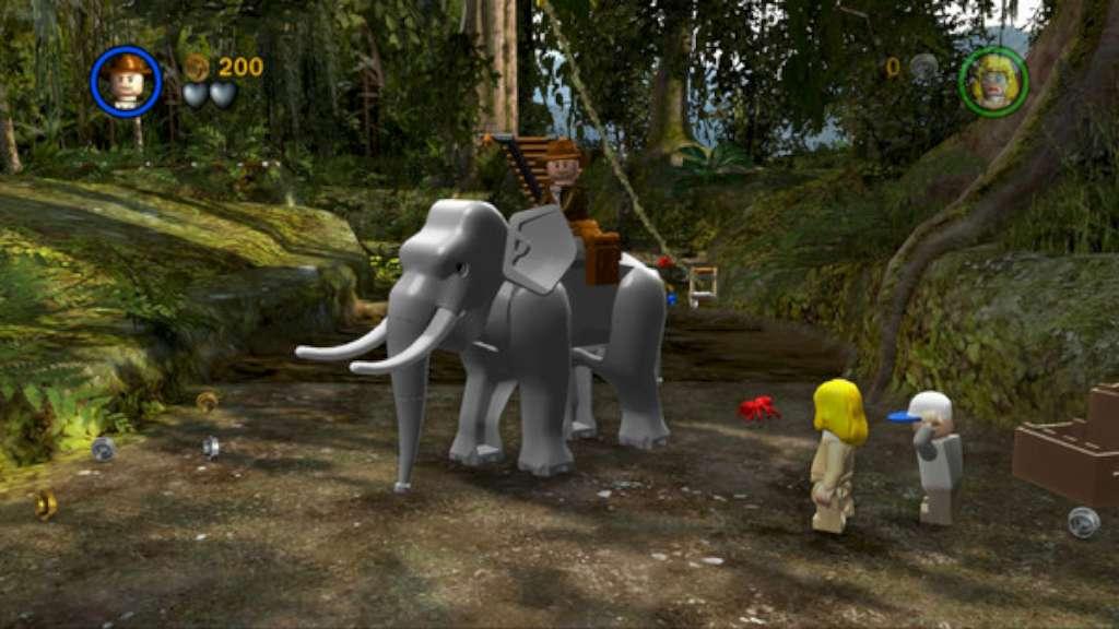 Lego Indiana Jones The Original Adventures Steam Cd Key