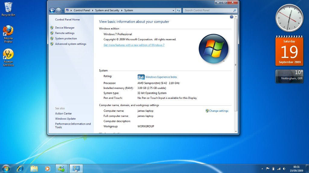 How To Upgrade Windows  Home Basic To Home Premium