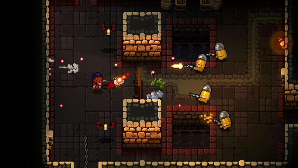 how to play enter the gungeon online