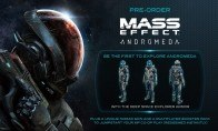 Mass Effect Andromeda - Deep Space Pack DLC EU/RU/AUS PS4 CD Key