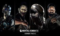 Mortal Kombat X - Kombat Pack 2 Clé Steam