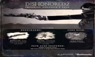 Dishonored 2 - Imperial Assassin's DLC US XBOX One CD Key
