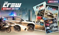 The Crew Ultimate Edition Clé Uplay
