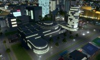 Cities: Skylines - Content Creator Pack: High-Tech Buildings DLC RU VPN Activated Steam CD Key