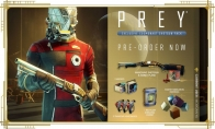Prey + Cosmonaut Shotgun Pack DLC EU Steam CD Key