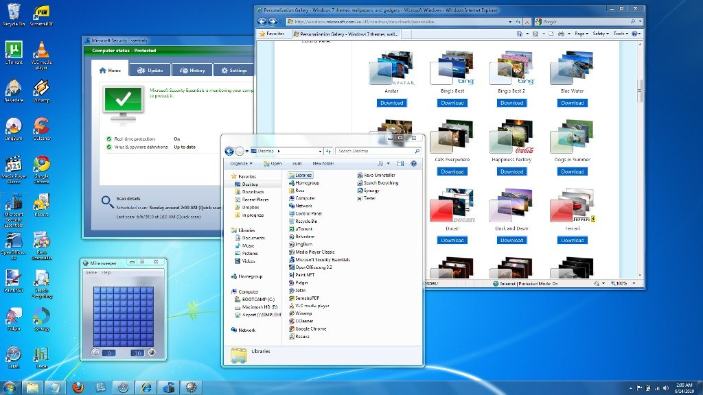 """Результат пошуку зображень за запитом """"Windows 7"""""""