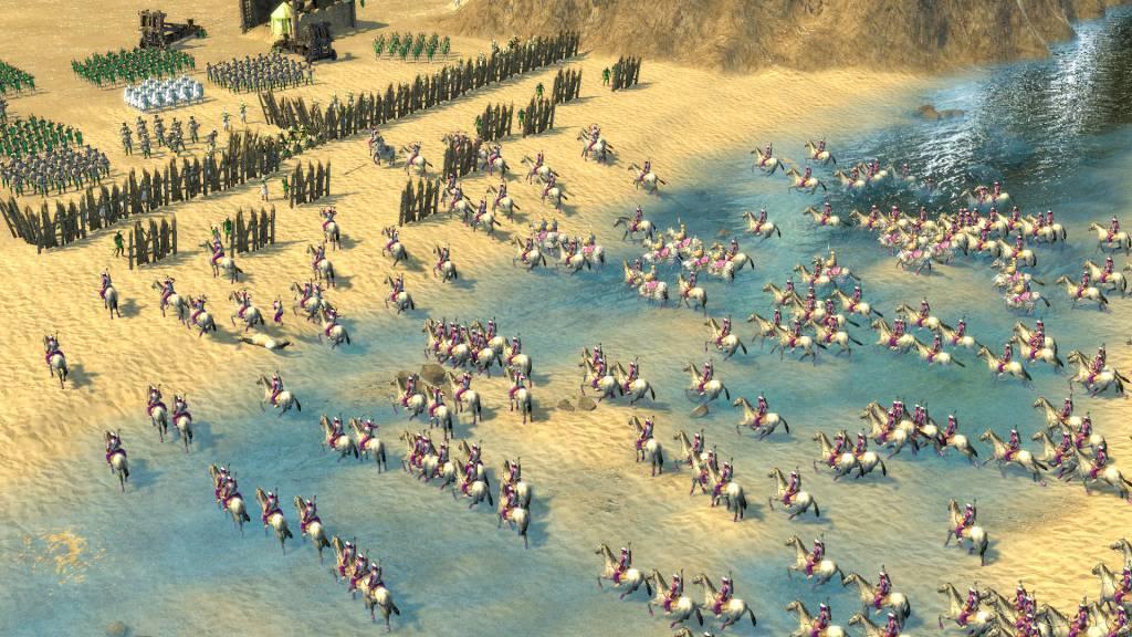 Скачать Игру Stronghold Crusader 2 Через Торрент На Русском Бесплатно - фото 4