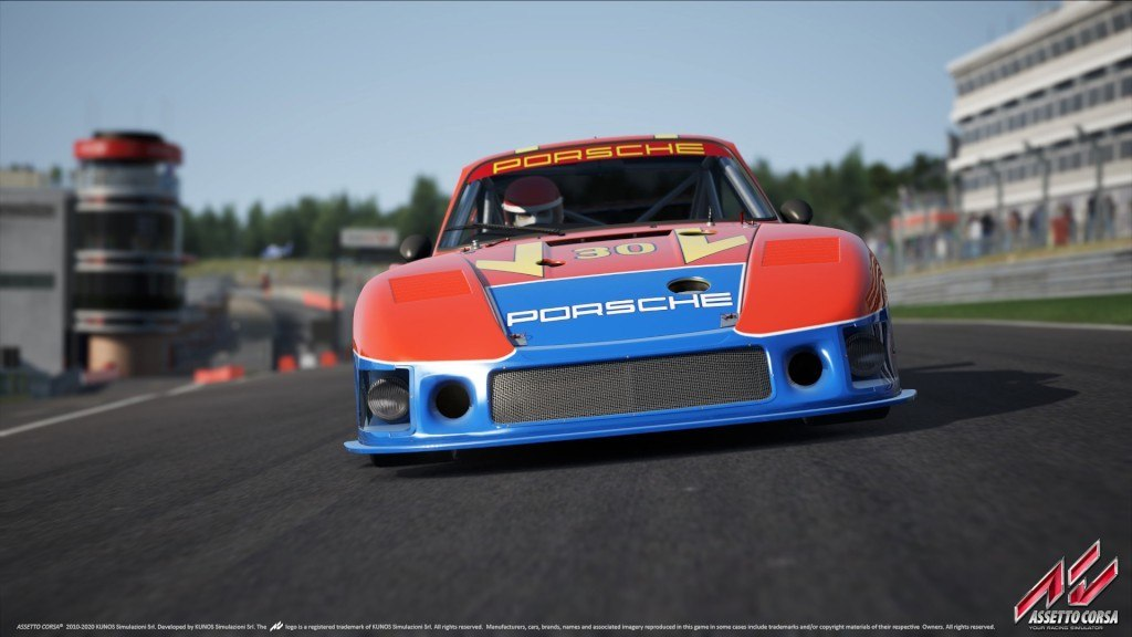 Assetto Corsa - Porsche Pack 1 DLC Steam CD Key