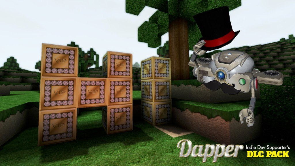 FortressCraft Evolved! - Dapper Indie Supporter's Pack DLC
