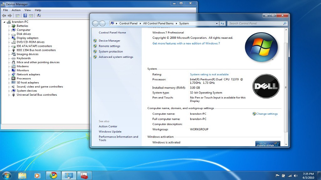 oem win 7 home premium key