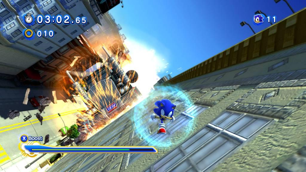 Sonic Generations Collection Steam Cd Key Buy Cheap On
