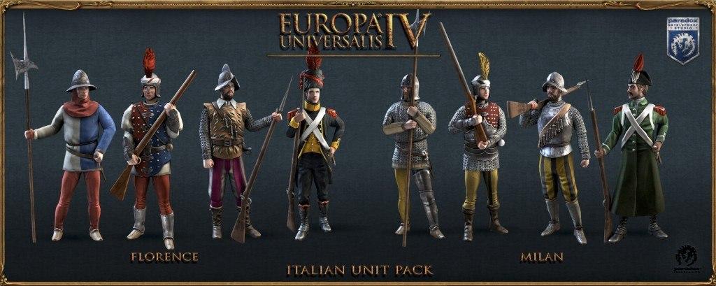 Europa Universalis IV - Mare Nostrum Content Pack Steam CD Key