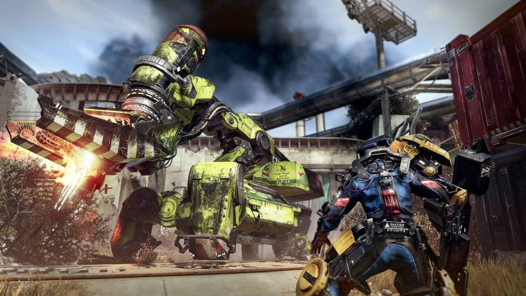 The Surge Download Free PC Game Full Version