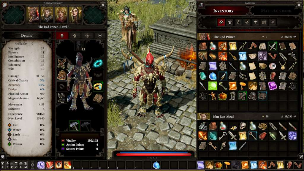 Divinity Original Sin 2 Divine Edition EU Steam Alter t