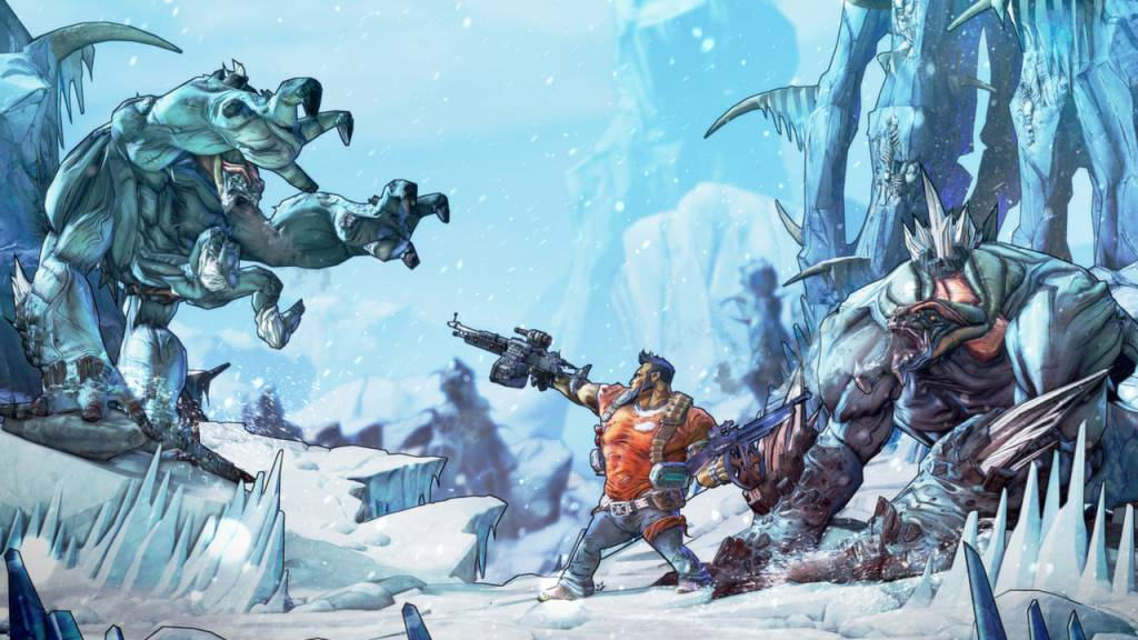borderlands 2 all dlc free