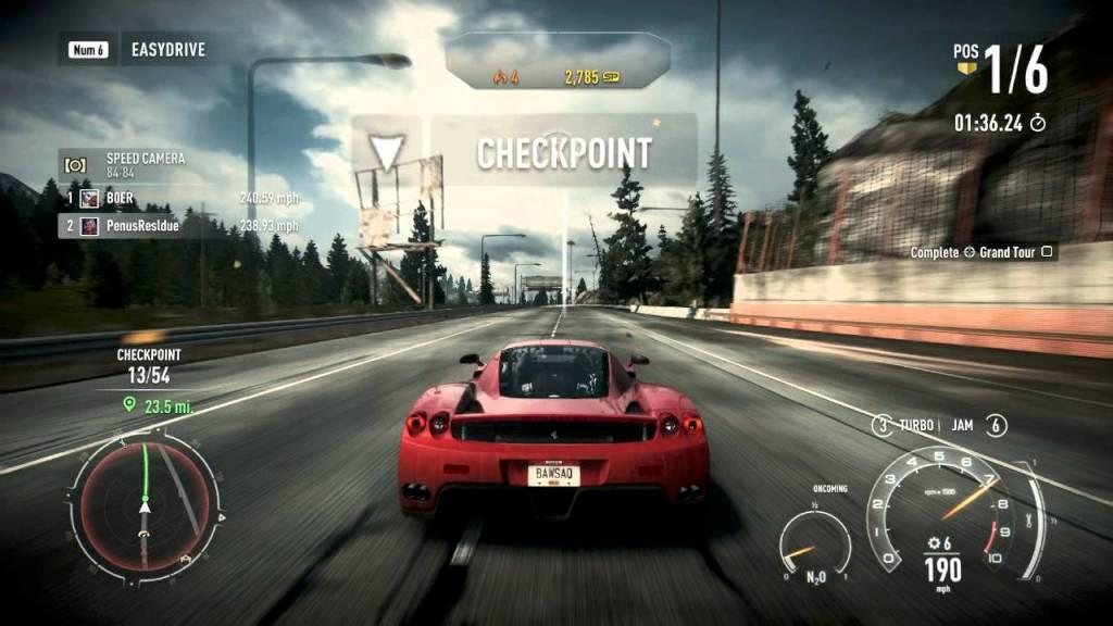 Need For Speed Rivals NA PS3 CD Key