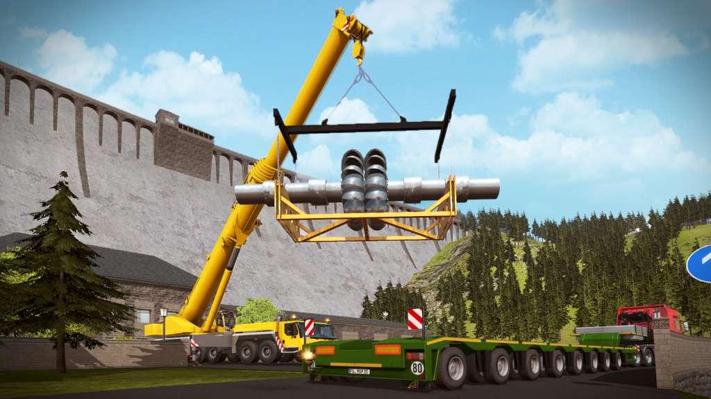 Construction Simulator 2015 - Liebherr LTM 1300 6 2 DLC