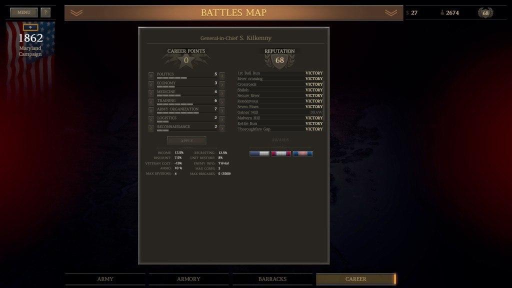 Ultimate General: Civil War Steam Gift | Buy on Kinguin