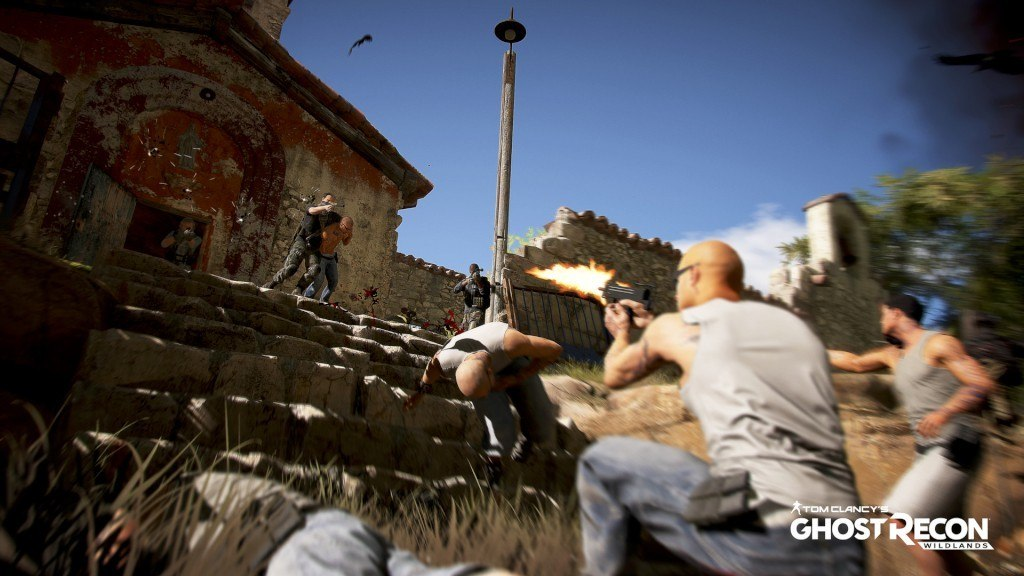 Tom Clancy S Ghost Recon Wildlands скачать игру - фото 10
