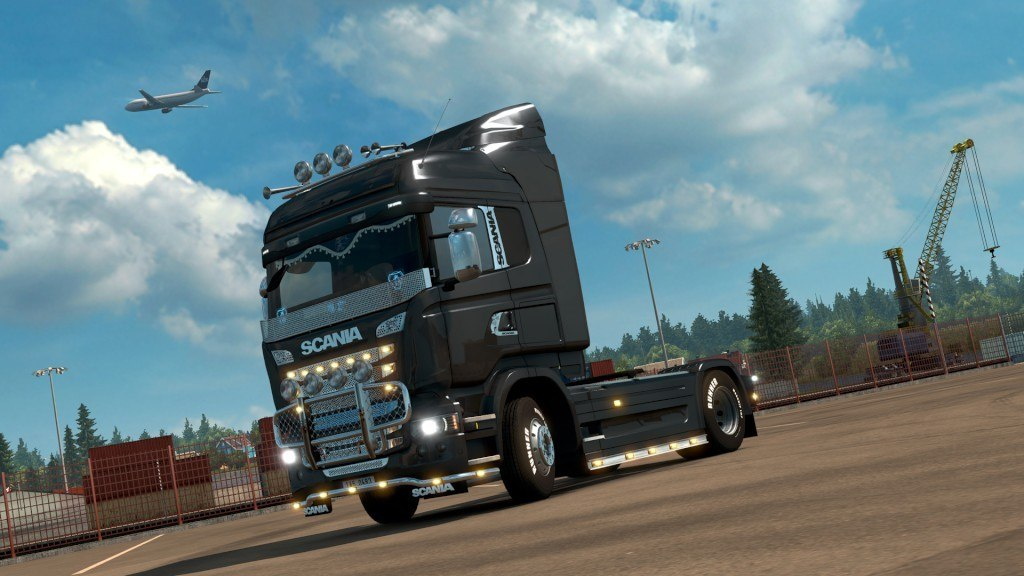 euro truck simulator 2 mighty griffin tuning pack dlc. Black Bedroom Furniture Sets. Home Design Ideas