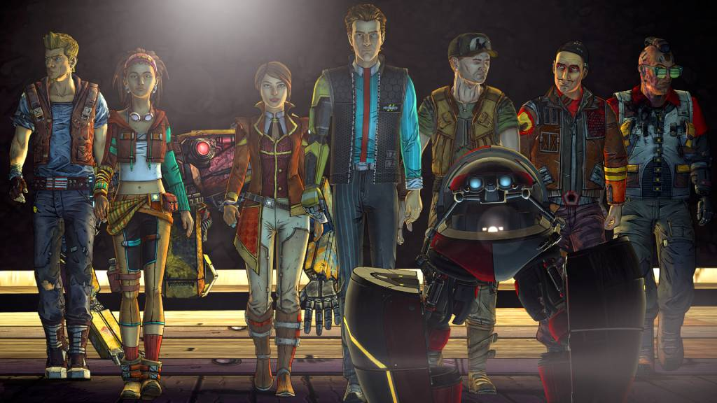 tales from the borderlands steam gift kinguinで購入する