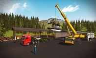 Construction Simulator 2015 - Liebherr LTM 1300 6.2 DLC Clé Steam