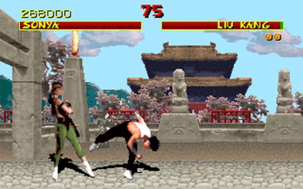 Mortal Kombat 1+2+3 GOG CD Key