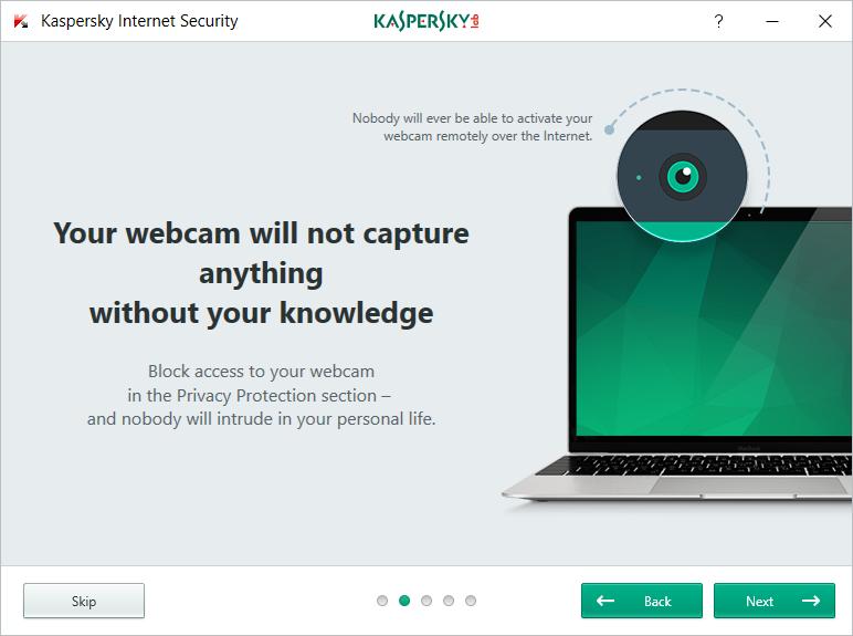 Kaspersky Internet Security 2018 Key (1 Year / 1 PC