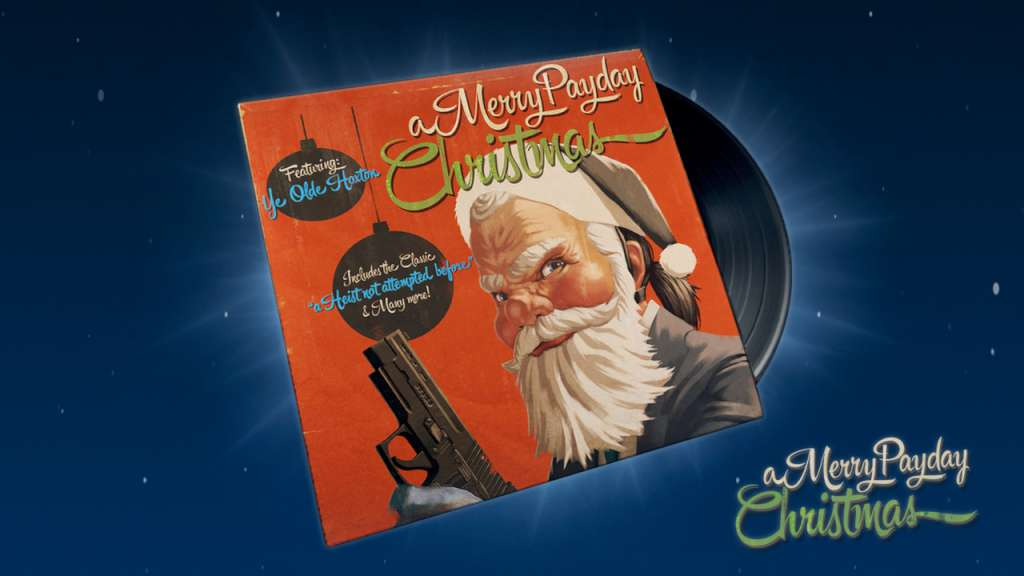 2: A Merry Payday Christmas Soundtrack Steam Gift