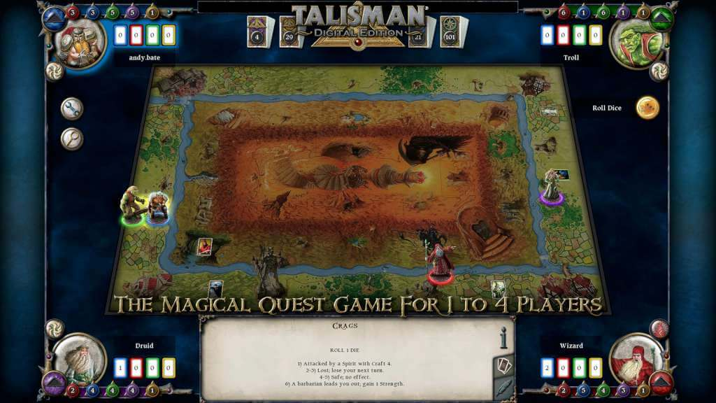 talisman digital edition steam gift