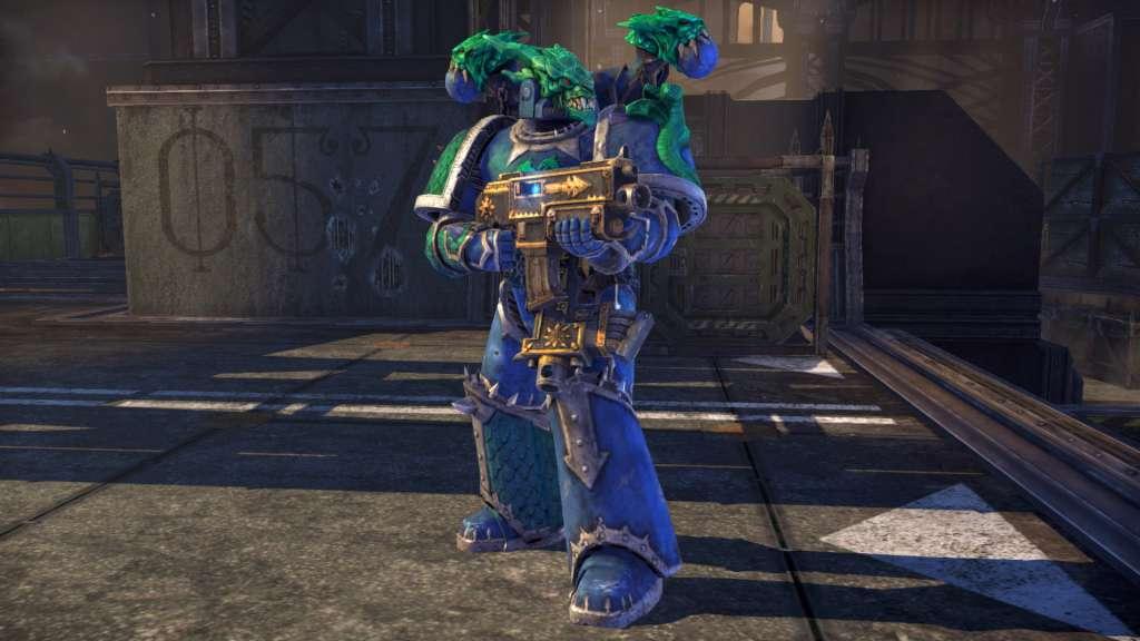 Warhammer 40 000 Space Marine Alpha Legion Champion Armour Set Steam Cd Key