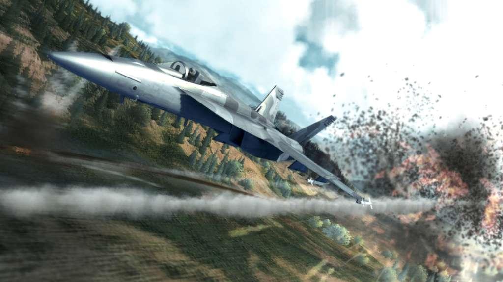 Jane's Advanced Strike Fighters Steam Gift