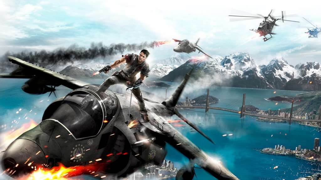 Just Cause Collection Steam Gi...