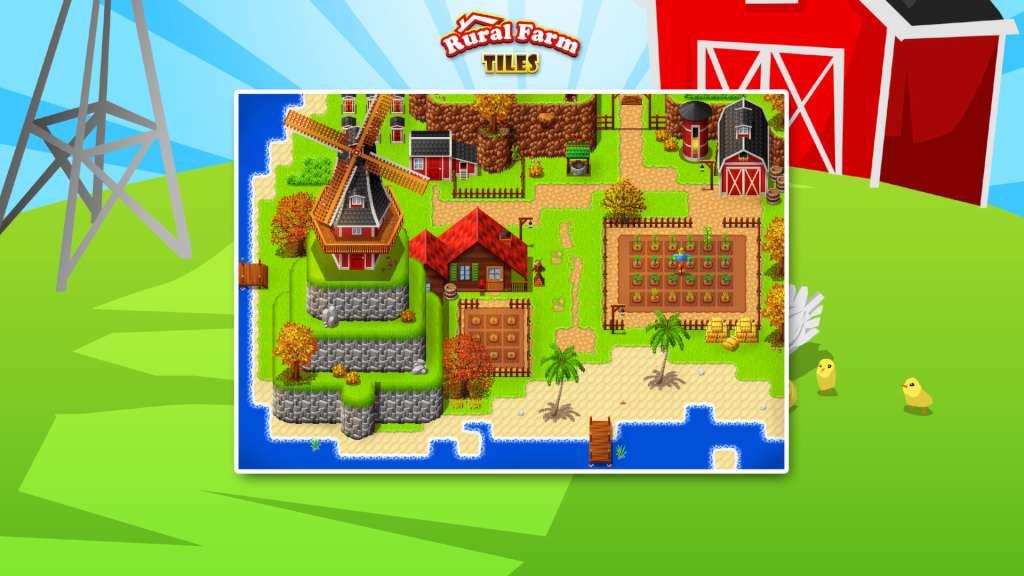 RPG Maker: Rural Farm Tiles Resource Pack Steam Key | Kinguin - FREE Steam  Keys Every Weekend!