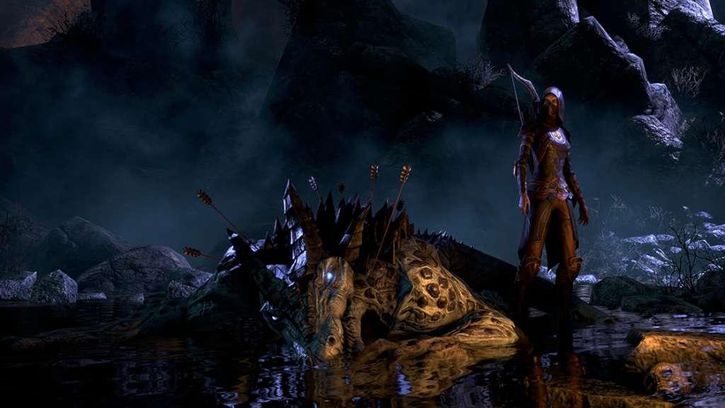The Elder Scrolls Online: Tamriel Unlimited - ESO Plus US PS4 CD Key