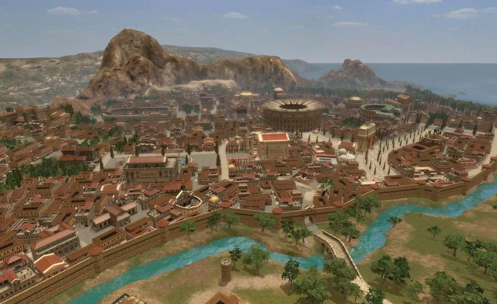 Grand Ages Rome Скачать Торрент