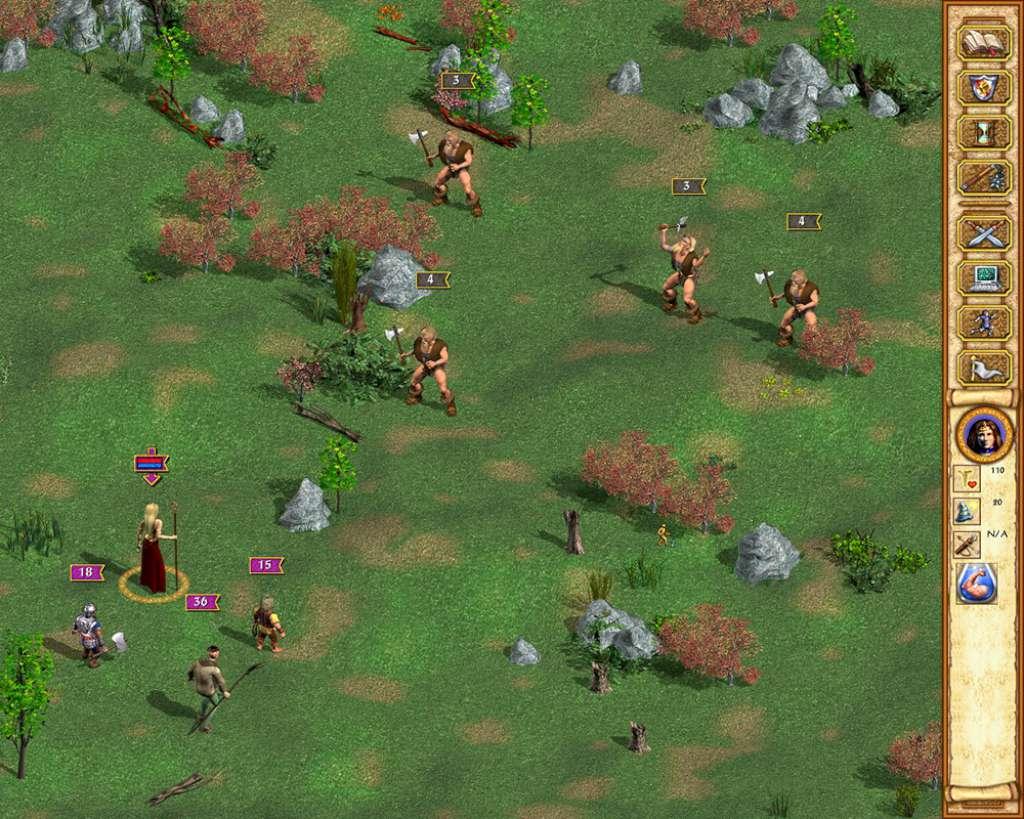 скачать игру Heroes Of Might And Magic 4 через торрент на русском - фото 3