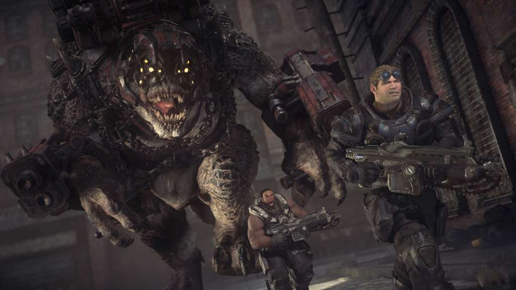 Image result for gears of war 1