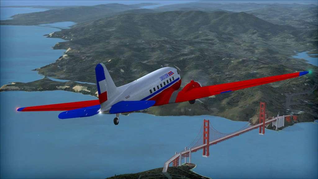 Microsoft Flight Simulator X: Steam Edition + Cargo Crew Pack Steam