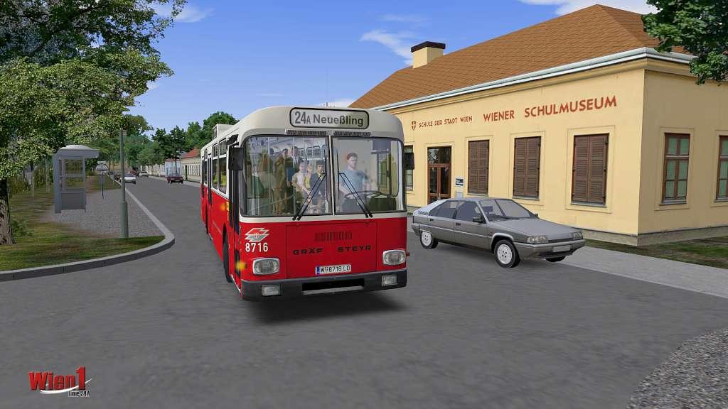 OMSI 2 Add-on Citybus O305G DLC Steam CD Key