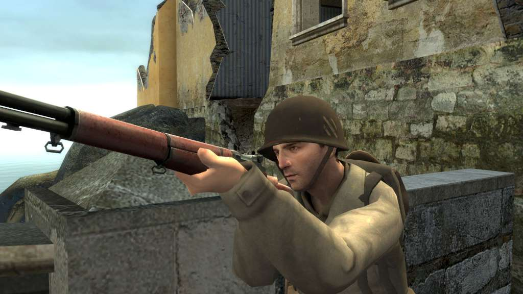 Day of Defeat: Source - PC Game Trainer Cheat PlayFix No ...