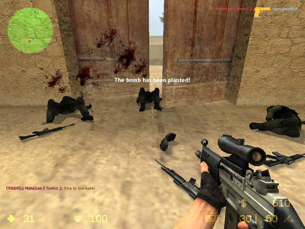 Counter-Strike: Source Steam Gift