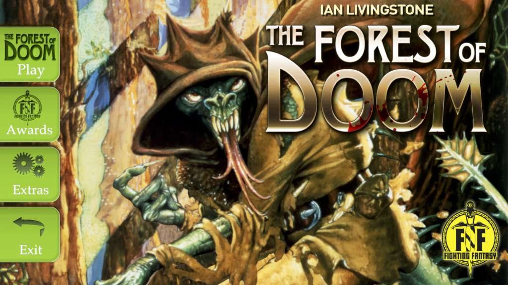 The Forest of Doom Steam CD Key