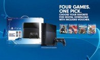 Destiny / NBA2K15 / Farcry4 / LittleBigPlanet3 PS4 USA Four Games One Pick Download Code