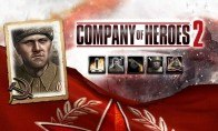 Company of Heroes 2: Soviet Commander - Conscripts Support Tactics DLC Steam CD Key
