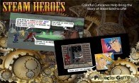 Steam Heroes EU Steam CD Key