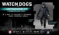 Watch Dogs - Untouchables, Club Justice and Cyberpunk Packs DLC EU Uplay CD Key