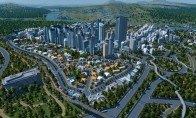 Cities: Skylines After Dark Clé Steam