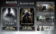 Assassin's Creed Syndicate - Season Pass US PS4 CD Key